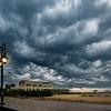 Storm Clouds Over Belmar Boardwalk 7/6/20