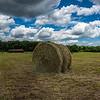 Hay Bales on a Farm 6/19/18
