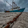 The Fishing Vessel Bear On The Beach In Island Beach State Park 10/10/21