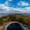 Autumn Panorama in Upstate NY 10/24/16