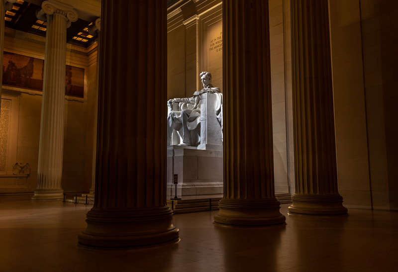 The Lincoln Memorial 6/30/21
