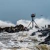 Storm Surge at Manasquan Inlet 10/1/16