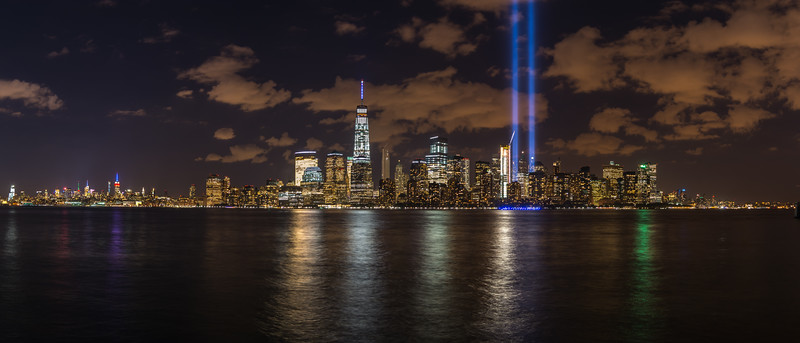 Tribute in Lights, New York City, NY