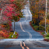 A Winding Autumn Road 10/27/19