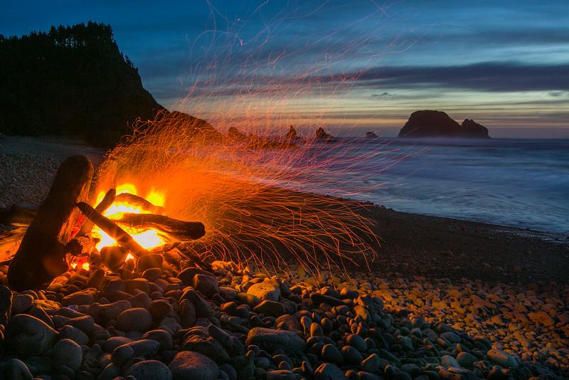 ~ Beach Fire ~