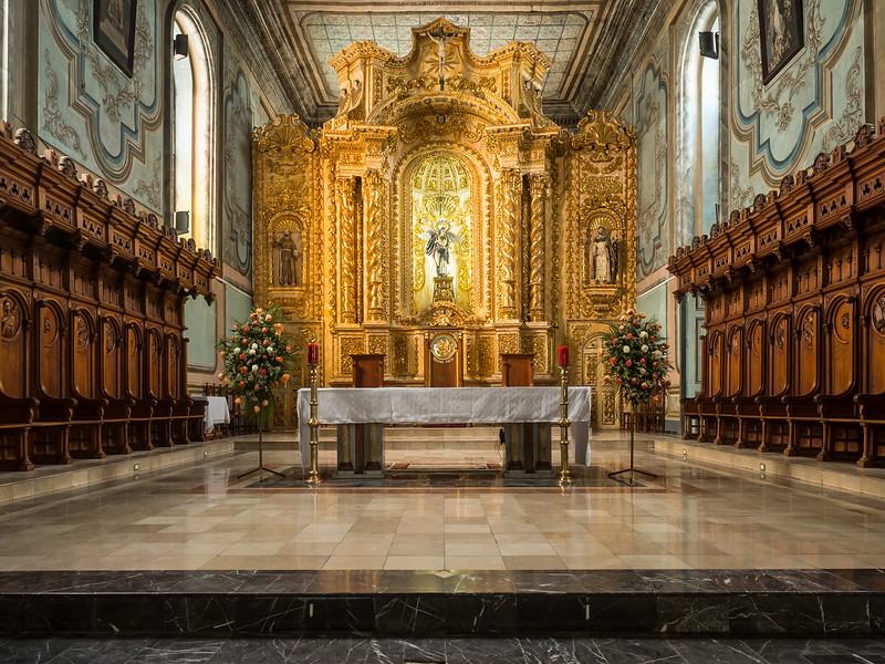 Cathedral - Loja, Ecuador