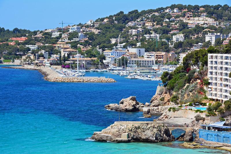 Beautiful Palma in Mallorca