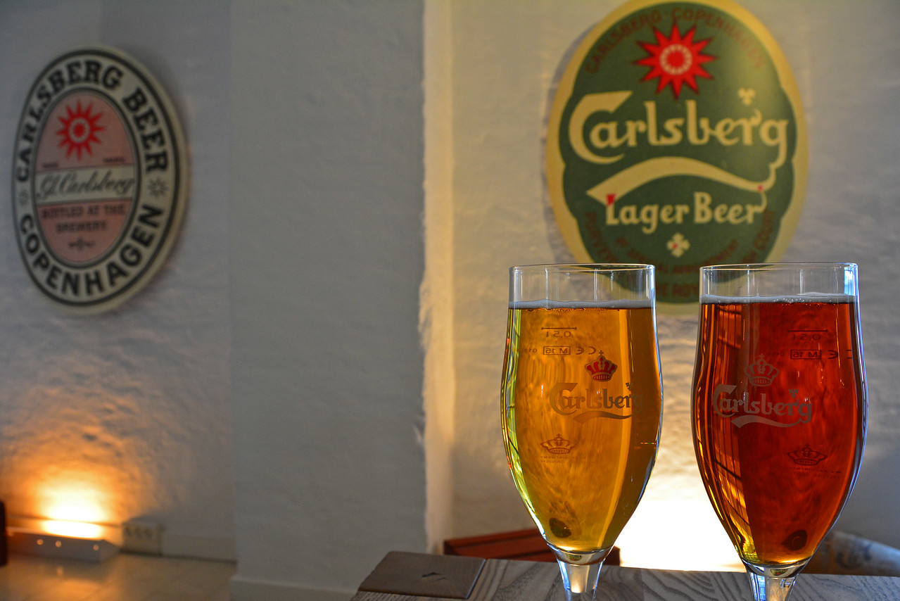 Carlsberg Beer Factory