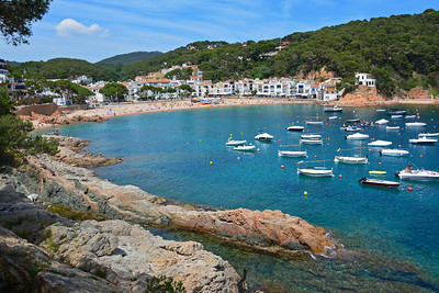 Tamariu, Costa Brava, Spain
