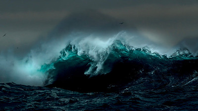 Monster Wave, Middle Cove, NL