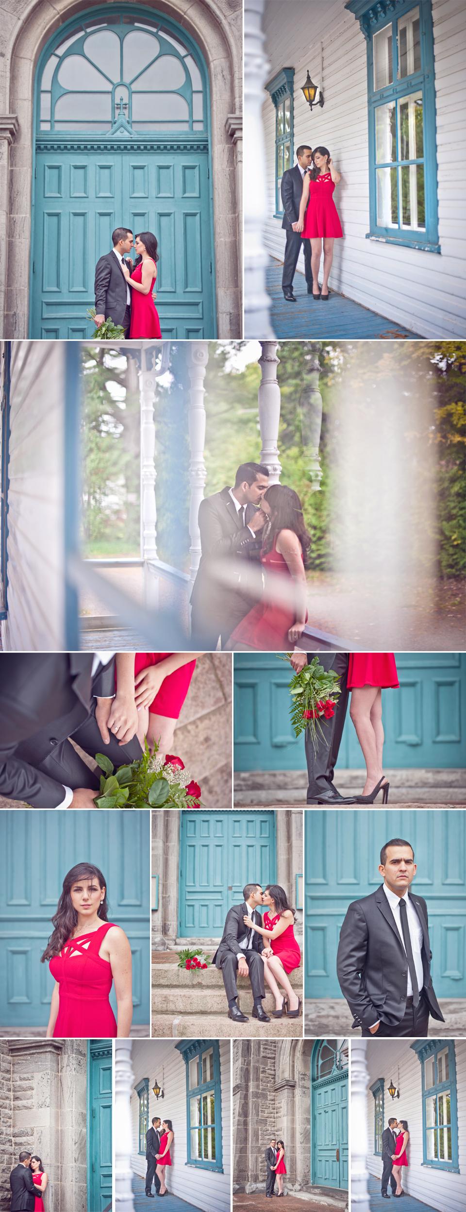 Montreal Wedding Photographer   Engagement Photo   Sainte-Agathe-des-Monts Quebec   LMP wedding photography and videography