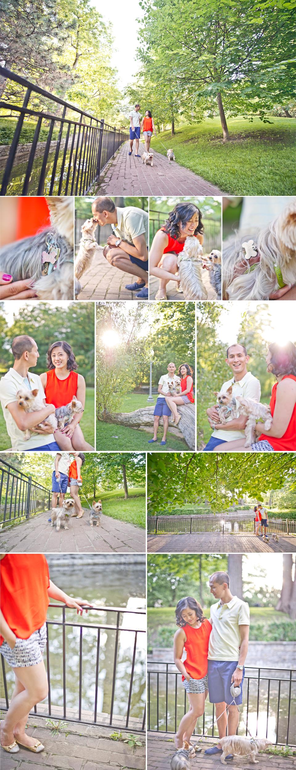 Wedding Photographer Montreal   Westmount Park   Montreal Quebec   LMP Wedding Photography & Videography   Engagement