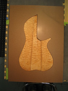 Quilted Maple 3pc. 001