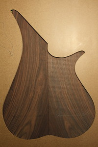 Indian Rosewood 1-001 Used on #024