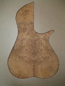 Birdseye Redwood 1-001
