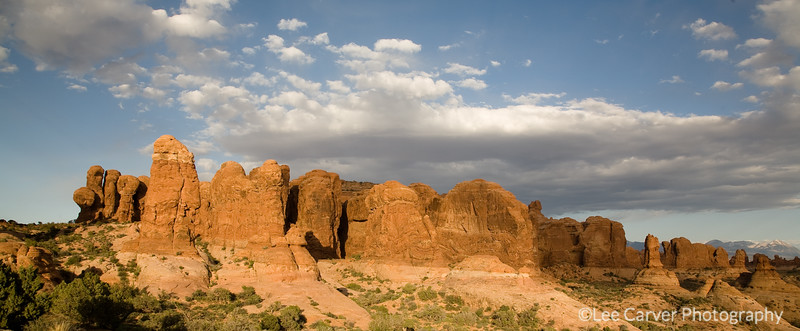 Garden of Eden, Arches National Park, UT