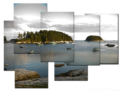 Five Island Harbor, Maine