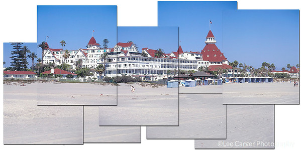 Del Coronado Hotel, San Diego, CA