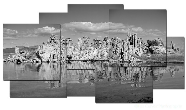Tufu at Mono Lake, CA