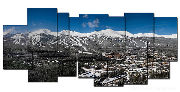 New Snow, Breckenridge,  CO