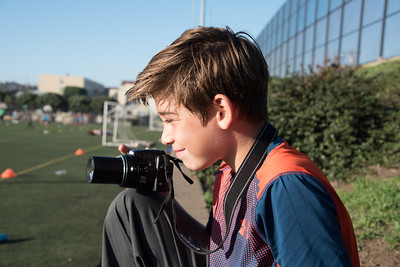 Lucas the photographer