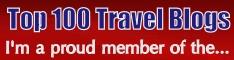 "Top 100 Travel Blogs <a href=""http://nomadicsamuel.com/top100travelblogs"">http://nomadicsamuel.com/top100travelblogs</a>"
