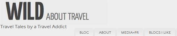 Wild About Travel is an excellent top travel blog by the talented Simon. Her greatest passion in life is travel: travel tales by a travel addict.