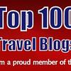 "Top 100 Travel Blogs as ranked by SEOmoz & Alexa indicators. <a href=""http://nomadicsamuel.com/top100travelblogs"">http://nomadicsamuel.com/top100travelblogs</a>"