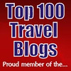 "Top 100 Travel Blogs as ranked by SEOmoz & Alexa indicators. <a href=""http://nomadicsamuel.com/top100travelblogs"">http://nomadicsamuel.com/top100travelblogs</a>"