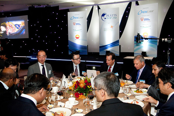 Top 250 Asia Awards Dinner