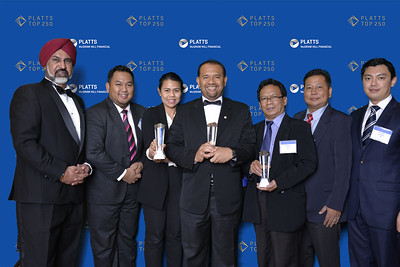 2015 Top 250 Asia Awards Dinner