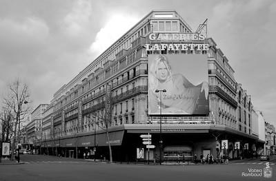 Quartier de l'Opéra - Paris