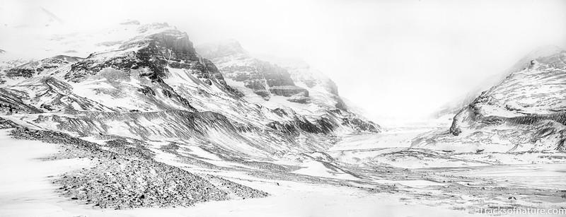 Athabasca Glacier, Banff National Park