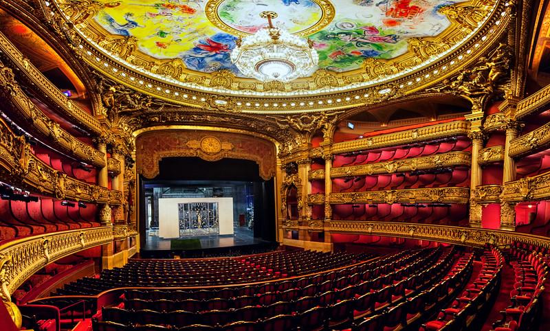 Opera Garnier, Paris, France (March 2015)