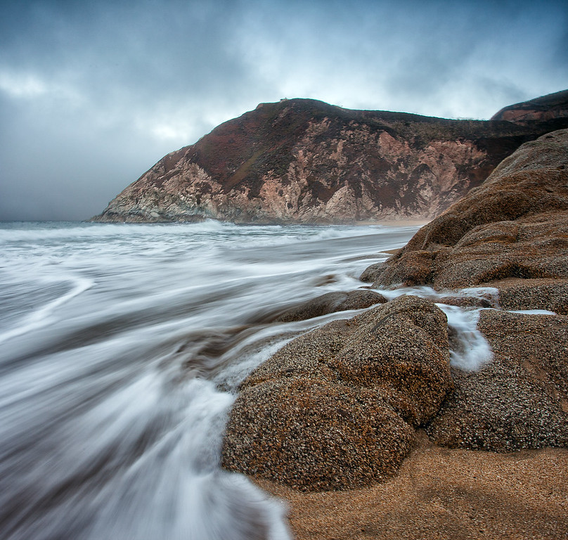 Grey Whale Cove, California (October 2014)