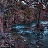 Guadalupe River, Gruene, Texas (November 2013)