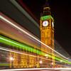 St. Stephen's Tower, Westminster Bridge, London (November 2012)