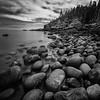 Acadia, toward Otter Cliffs, Maine (May 2014)