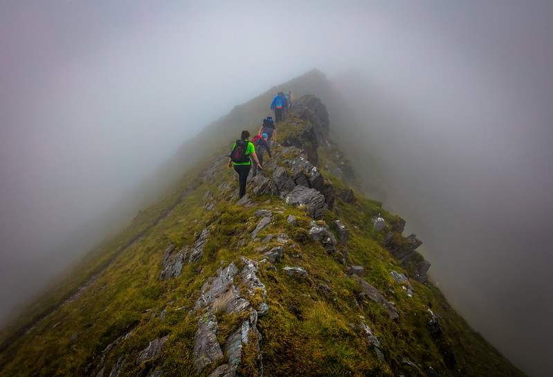 Coumloughra Horseshoe, County Kerry (July 2017)