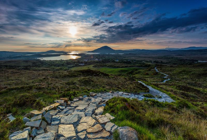 Connemara National Park, County Galway (May 2016)