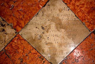 Basilica del Santi Giovanni E Paolo - detail