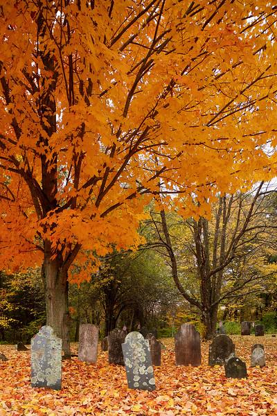Old Graveyard Hampton Falls NH