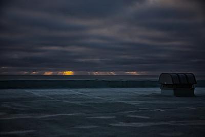 Dramatic dawn!