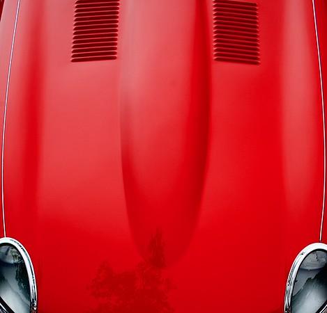 Jaguar XKE Hood