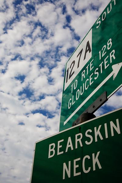 Bearskin Neck Rockport Massachusetts