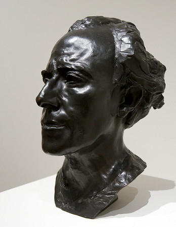 Mahler by Rodin