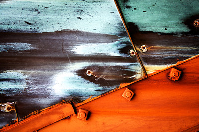 Selma Armory Copper
