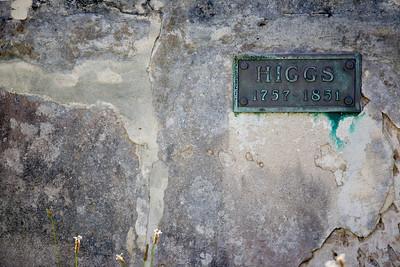 Burial Vault in St Georges