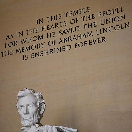 Lincoln Memorial, DC