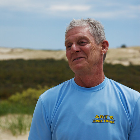 Our dunes tour guide